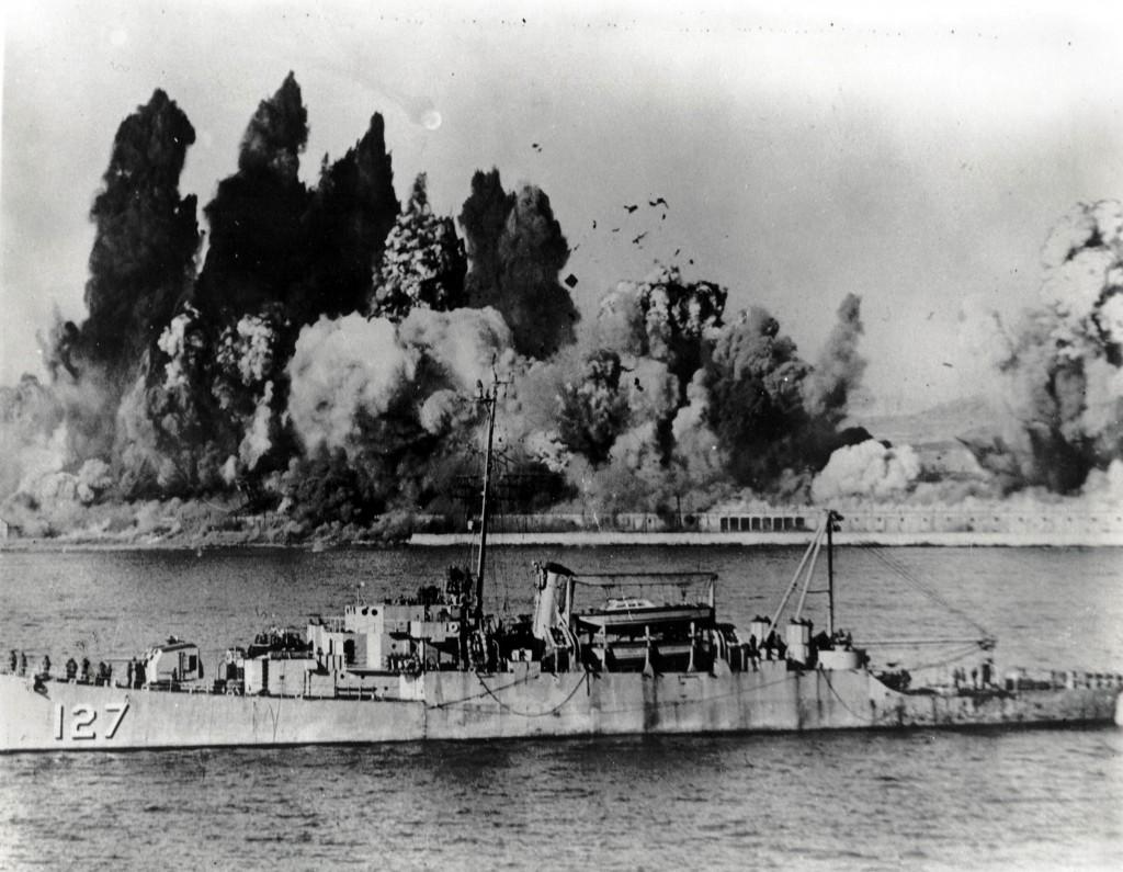 Destruction of Hungnam